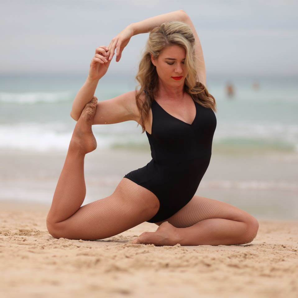 Online flexibility and yoga classes