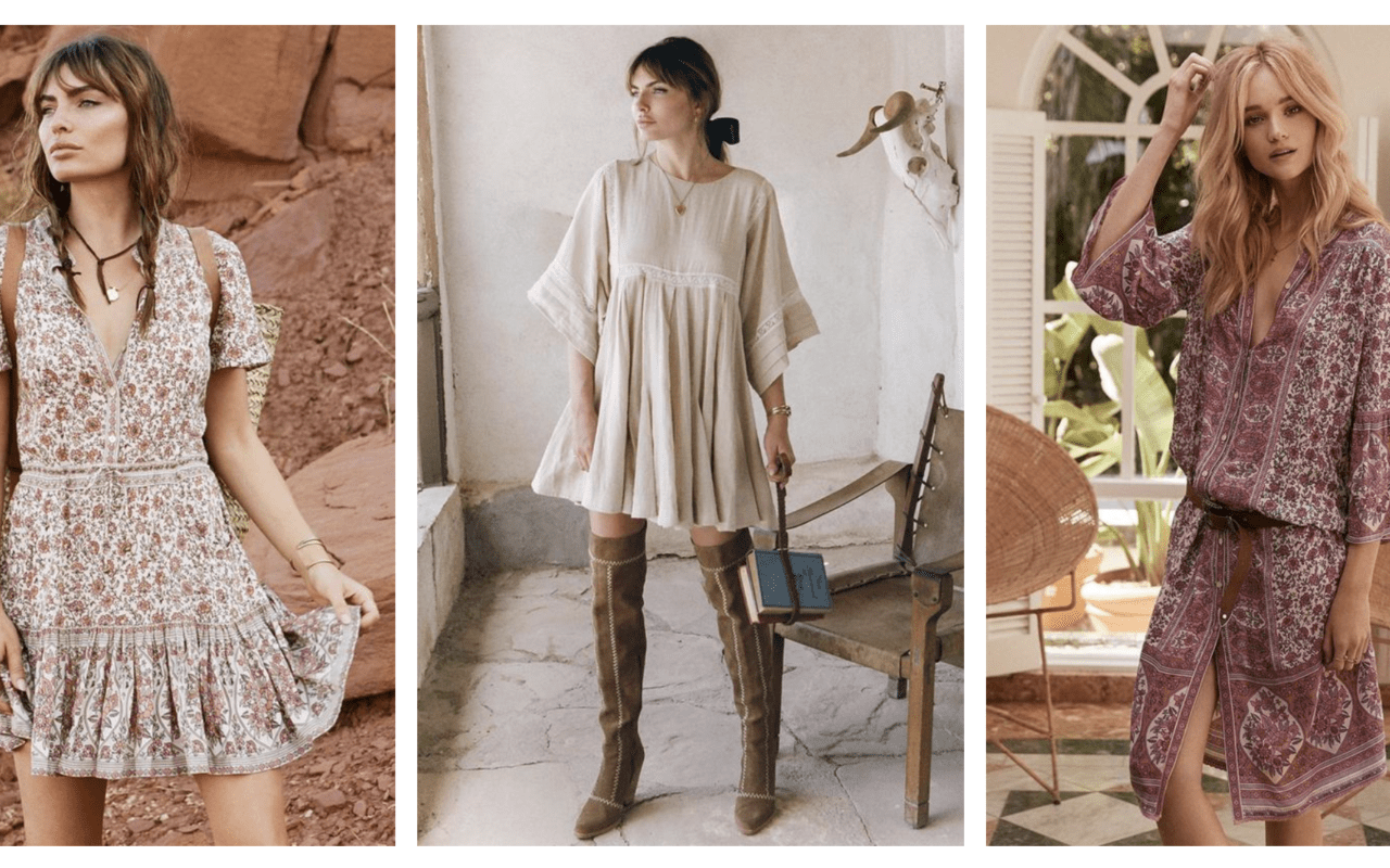 The hottest bohemian dresses to keep you cool this summer