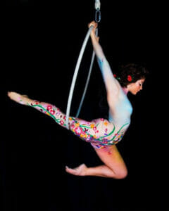 12 Days of Aerial Challenge