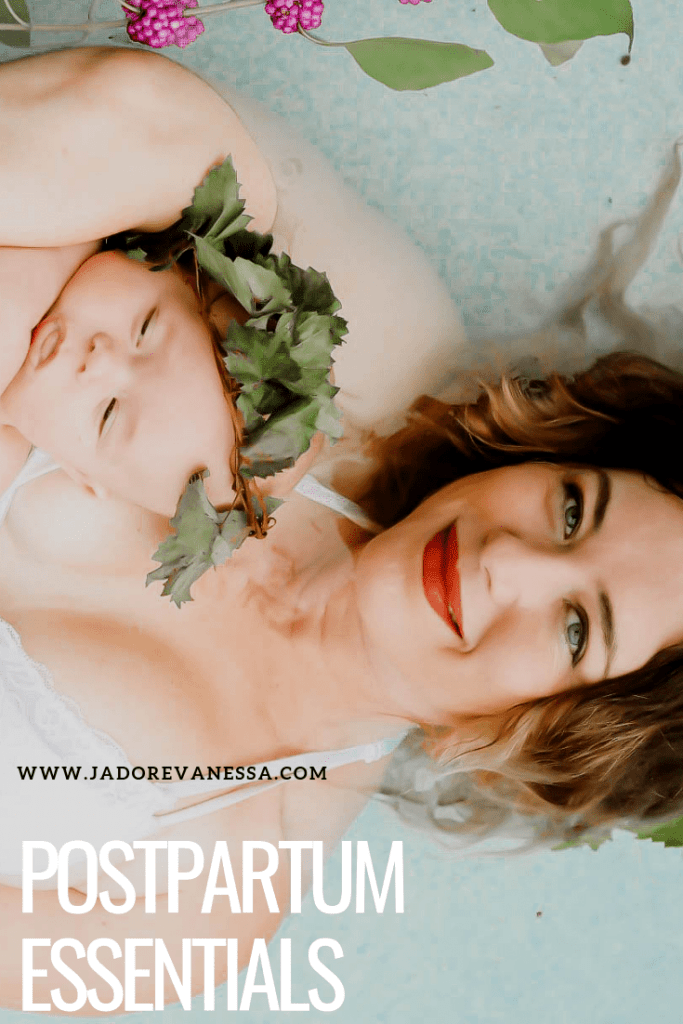 ESSENTIAL POSTPARTUM PREPARATION_ A FEW THINGS EVERY NEW MOM NEEDS FOR HERSELF