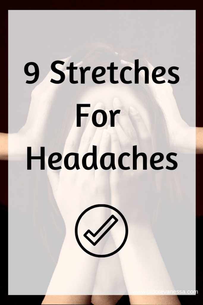 Neck Stretches For Headaches