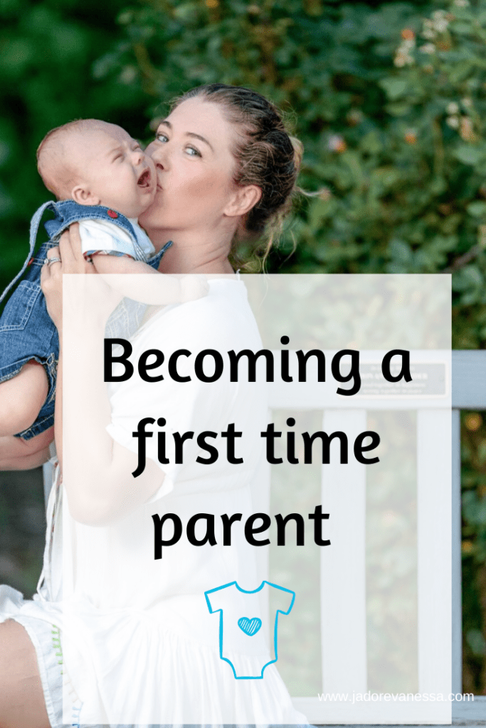 Becoming A Parent For The First Time