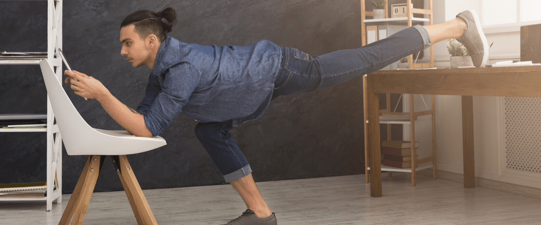 Fitness the Write Way: Basic Exercises and Stretches for Writers