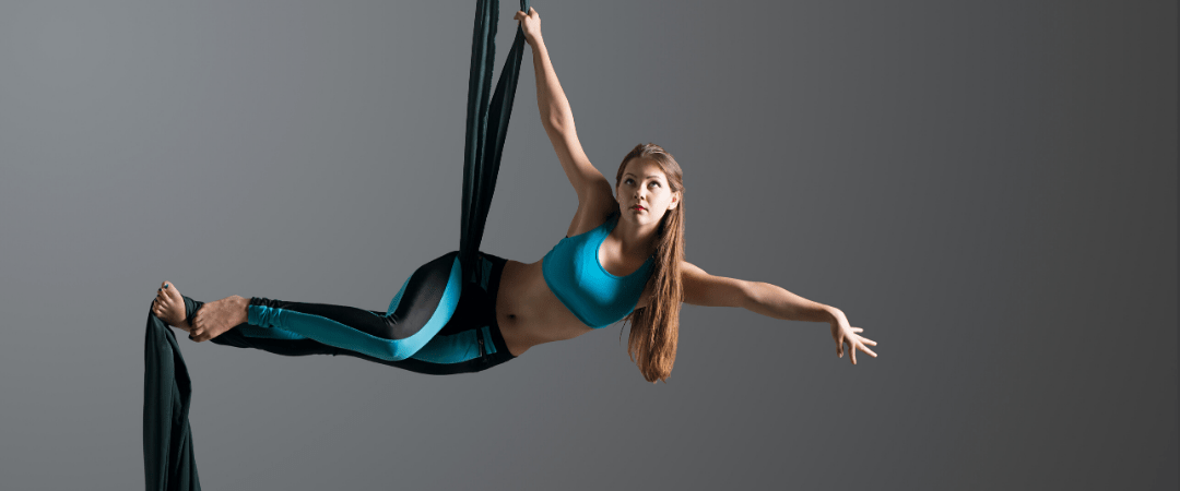 15 Simple Aerial Silks Beginner Tricks
