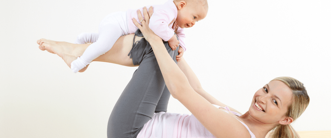 Exercising After a C Section: An aerialist's guide.