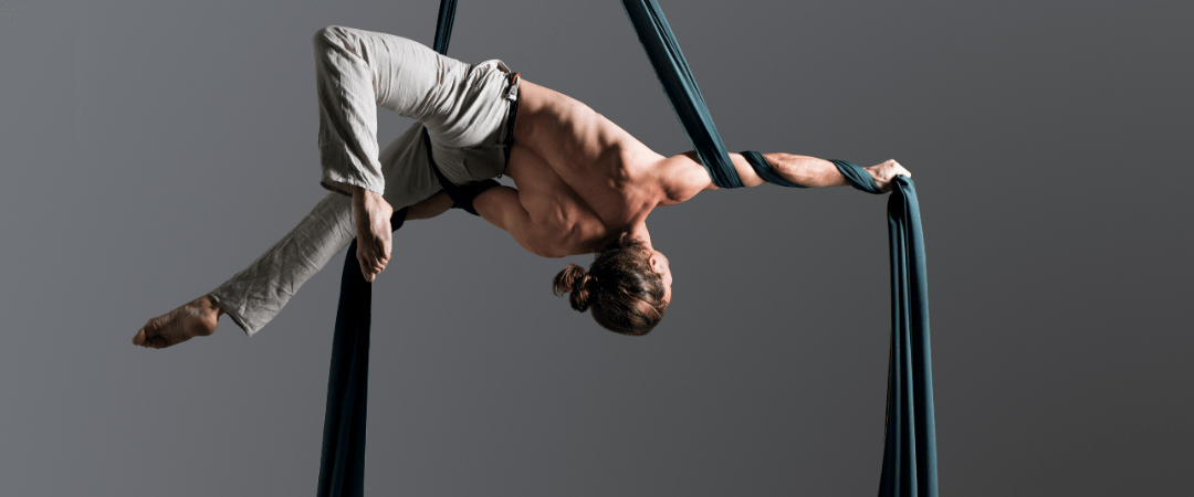 What to expect on your first aerial class