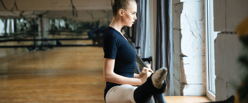Beginner Leg Stretches