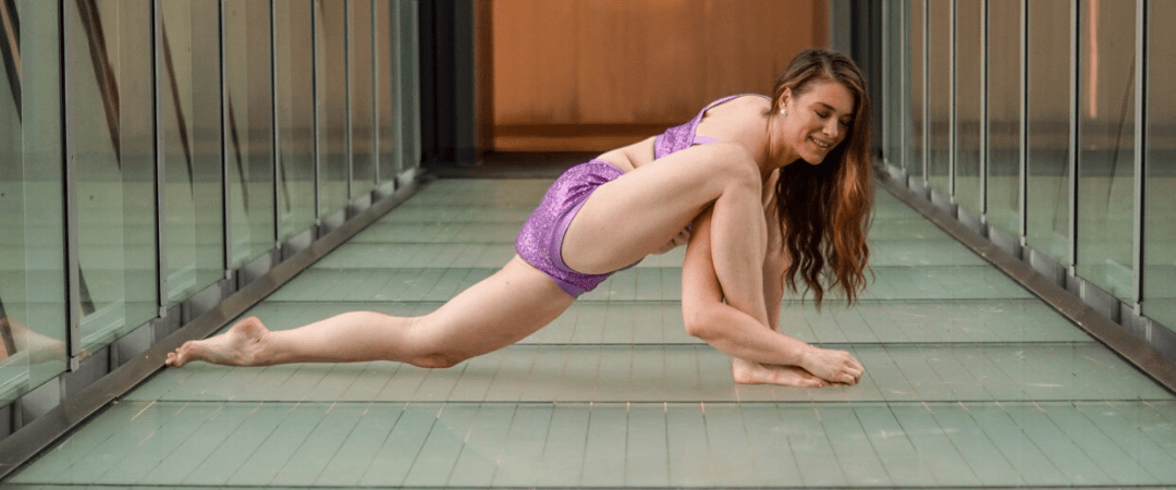 100 Days Of Contortion Challenge